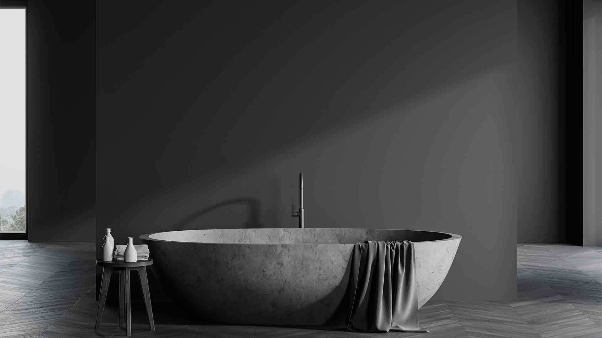 baie placare perete